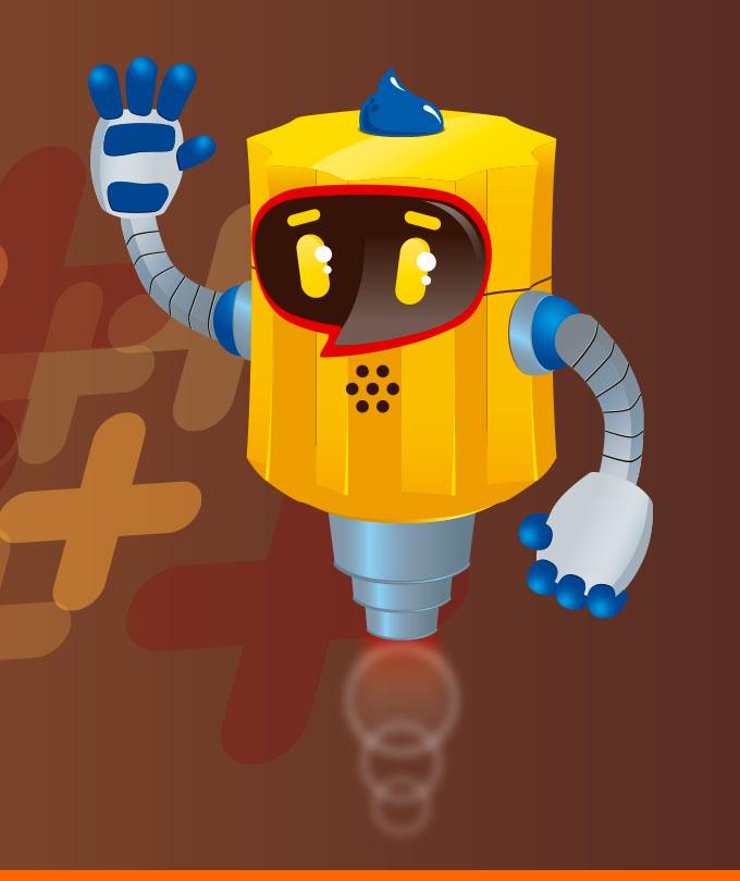 MásChurro México Personaje Robot
