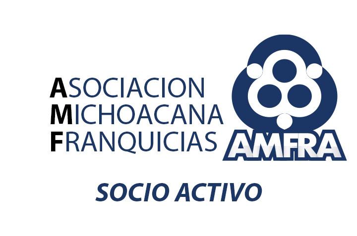 MásChurro México AMFRA Logo